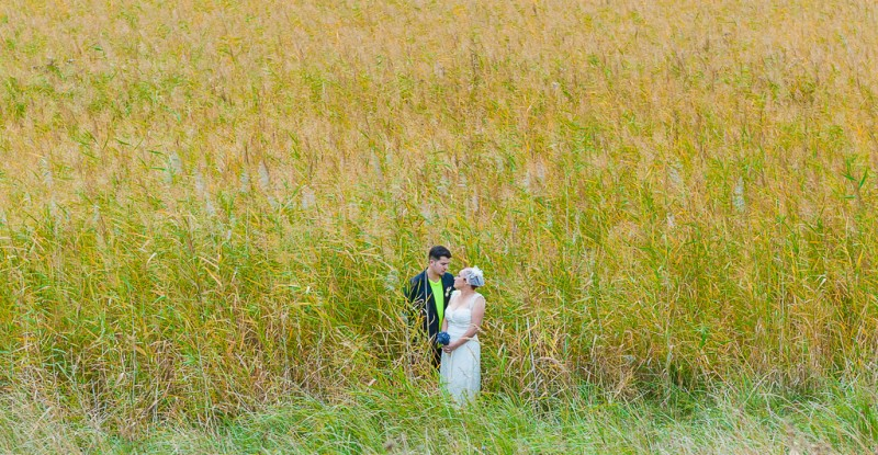 Fotografie de nunta – Delia si Aurel – Trash the Dress